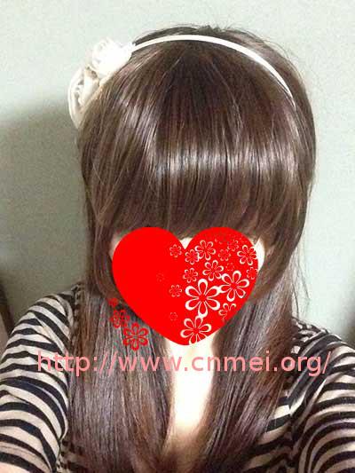 リネアストリア・前髪ウィッグアレンジ(カチューシャ)画像